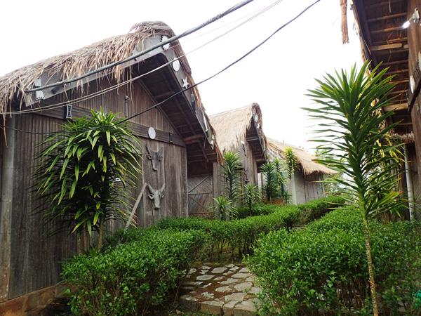 トゥフェマの宿