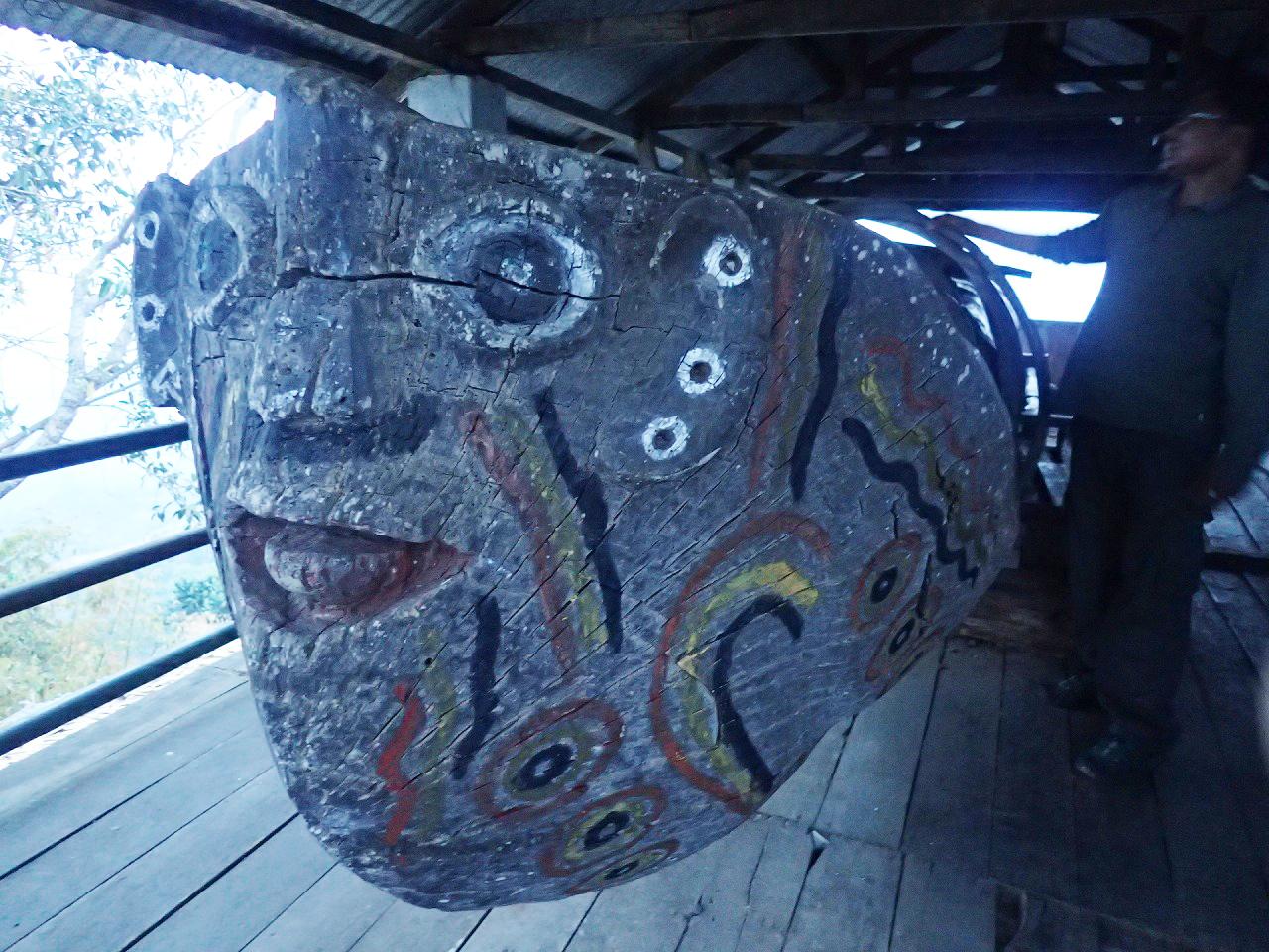 ウンマ村のゴング