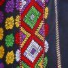 ブータンそっくりなミシン族の織物 Textile of Mishing tribe ( India, Assam state )