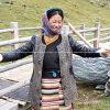 遊牧民の糸紡ぎ・チベット染織の旅2018 Spinning Wool, Tibet