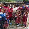 旅の話 ディラン・モンパのカラフルなパンデン Dirang Monpa`s colorful Pandeng