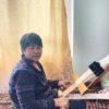 織った人に会いたい!リンジンさんとワンモさん Aum Rinzin and Aum Wangmo, we want to meet you !